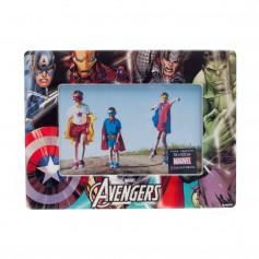 Imagem - Porta Retrato para 1 foto -  Vingadores