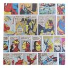 Imagem - Quadro canvas 50x70cm HQ Comics Colors - Marvel