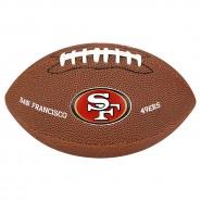 Bola de Futebol Americano Wilson San Franciso 49ERS