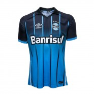 Camisa Masculina Umbro Grêmio Oficial III 2016 Fan