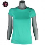 Camiseta Básica Fitness New Trip Rosa Tatuada