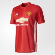 Camiseta Masculina Adidas Manchester United I