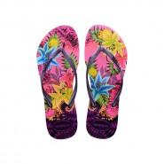 Chinelo Slim Havaianas Tropical