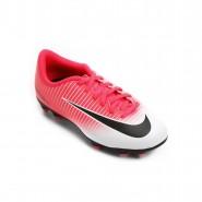 Chuteira Campo Mercurial Nike Jr Vortex III FG Infantil