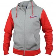 Jaqueta Masculina Nike Club Fleece Swoosh Full