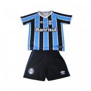 Kit Umbro Grêmio Oficial 2016 Infantil