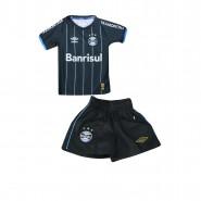 Kit Umbro Grêmio Oficial 4 2015 Infantil