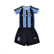 Kit Umbro Grêmio Oficial Jogo 1 2015 Infantil