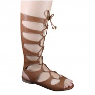 Sandália Gladiadora vivaice