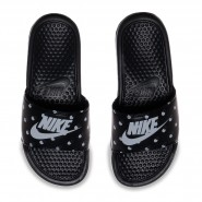Sandália Nike WMNS Benassi JDI Print Feminina