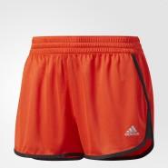Short Feminino Adidas 100 M Dash