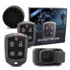 Alarme Automotivo Pósitron Duoblock Fx 330 G7 para motos CG Titan 150 e Fan 125/150