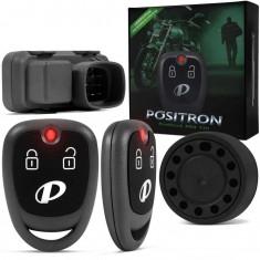 Alarme P�sitron Automotivo Duoblock PRO Universal G7 para Motos