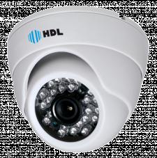 Câmera Infra Dome HDL 1/3