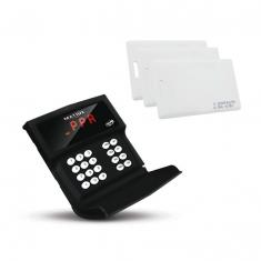 Controle de Acesso Receptor para Alarmes e Port�es Matrix PRO Com Receptor para Cart�es de Proximidade