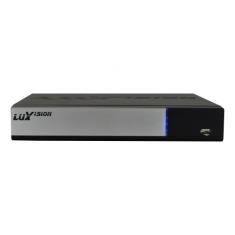 DVR Stand Alone AHD-M 8 Canais Smart Híbrido Saída HDMI Qualidade HD Luxvision