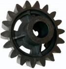 Engrenagem Externa em Nylon para Motor de Port�o Z14 Furo 17mm�-�(FURO 6mm) P13873
