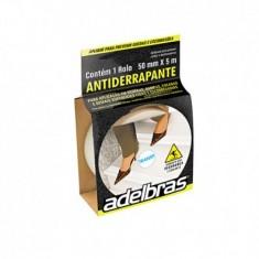 Fita adesiva Antiderrapante para degraus e rampas 50mm x 5m