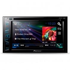 Som Automotivo DVD Player AVH-278BT pioneer