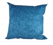 Almofada Veludo Azul 50x50cm