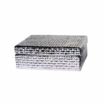 Caixa Cerâmica Silver 18x13cm