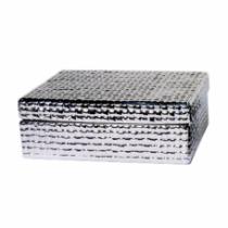 Caixa Cerâmica Silver 22x18cm