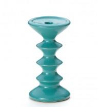 Casti�al Cer�mica Azul 36 cm