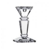 Castiçal Cristal Bohemia 22cm