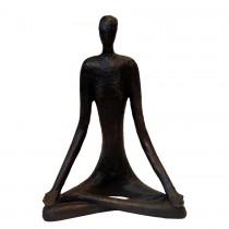 Escultura Mariza Resina 28x21cm