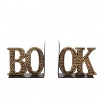 Porta Livro Book Metal