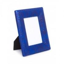 Porta Retrato Azul Escuro 13x18cm