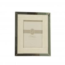 Porta Retrato Helena Branco 13x18cm