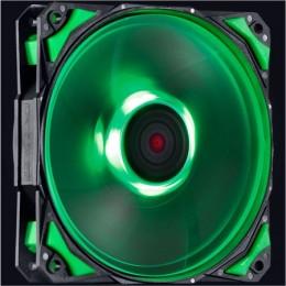 Imagem - Cooler FAN Pcyes Fury F4 120mm LED Verde F4120LDVD - Pcyes