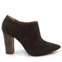 Imagem - Bota Ankle Boot Feminina Cano Curto Cecconello 951004 - 002867