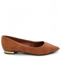 Imagem - Sapatilha Feminina  Bico Fino Of Shoes 1516591 - 002916