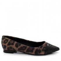 Imagem - Sapatilha Feminina  Bico Fino Of Shoes 1516596 - 002917