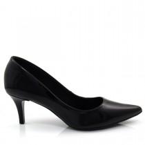 Imagem - Sapato Feminino Scarpin Bico Fino Of Shoes 8666629 - 002911