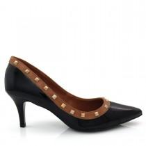 Imagem - Sapato Feminino Scarpin Bico Fino Of Shoes 8666634 - 002913