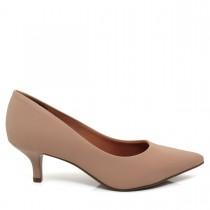 Imagem - Sapato Scarpin Feminino Vizzano Bico fino 1122600 Salto Baixo - 003001