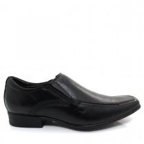 Sapato Social Masculino em Couro Sollu 17002 sem Cadarço