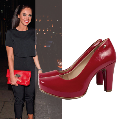 a08bdf363 Sapatos vermelhos: Como usar e combinar looks incríveis
