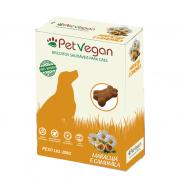 Biscoitos para Cães PetVegan Maracujá e Camomila 200g