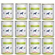 kit 12 latas royal Diabetic Special Low Cães 410g