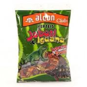 Alimento Para Jabuti e Iguana Alcon Club Legumes e Frutas 60g