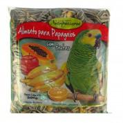 Alimento Para Papagaios Nutripássaros 500g
