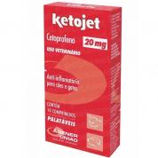 Anti-inflamatório Ketojet 20mg 10 comprimidos