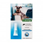 Antipulgas Advantage Bayer Cães e Gatos de 4 a 10kg - 1,0ml
