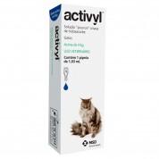 Antipulgas Para Gatos Activyl Acima de 4kg 1 Pipeta