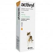 Antipulgas Para Gatos Activyl de 0,6 a 4kg 1 Pipeta