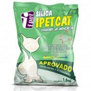 Areia Sanitária IpetCat Sílica Urinary pH Indicator 1,6kg